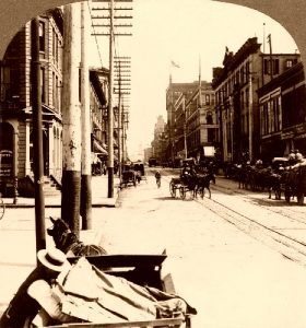 16th Street, Denver, Colorado, 1906
