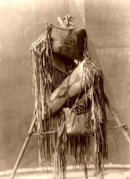 Medicine bags, 1910