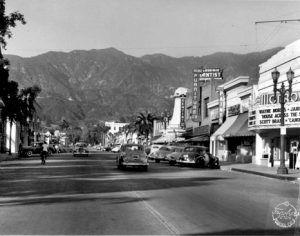 Monrovia, California, 1949