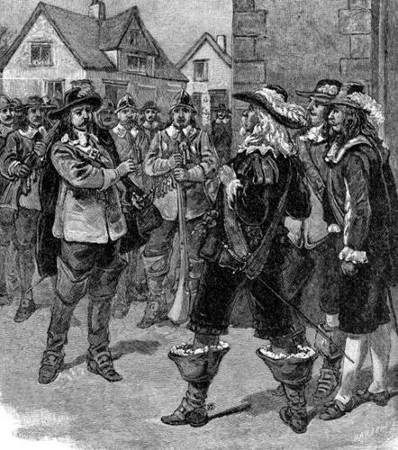 Nathaniel Bacon and William Berkeley