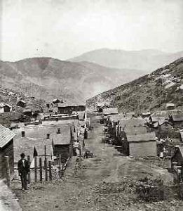 Nevadaville, Colorado, 1865