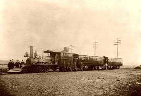 Original John Bull Railroad, 1893
