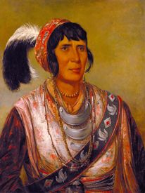 Seminole Chief Osceola