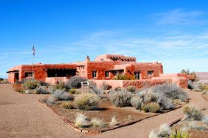 Painted Desert Inn, Arizona