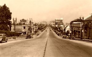 Colorado Boulevard, Pasadena, California