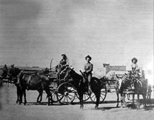 Pecos, Texas, early 1900's