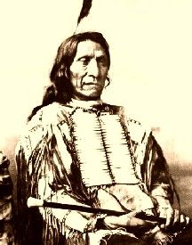 Chief Red Cloud, Oglala Sioux Chief
