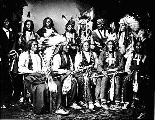 Red Cloud Tribe