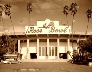 Rose Bowl, Pasadena, California