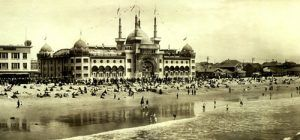 Santa Monica Bay, 1908