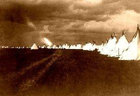 Sioux Tipis