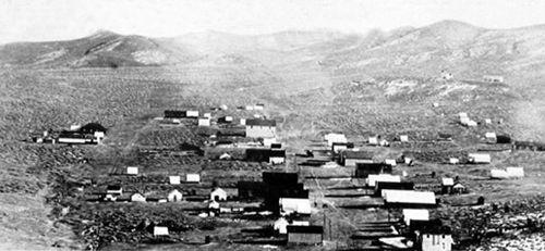 Skidoo, California, 1907