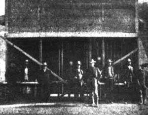 Skidoo Club, 1907
