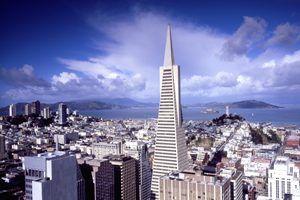 San Francisco, California Skyline by Carol Highsmith