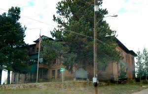 St. Nicholas Hotel, Cripple Creek, Colorado