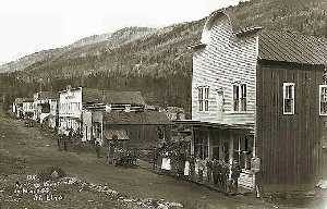 St. Elmo, Colorado, 1880