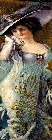 Saloon lady