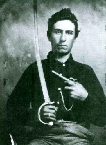 Texas Jack Vermillion Old West Gunfighter Legends Of