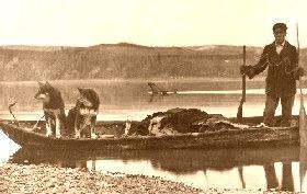 Trapper, 1900