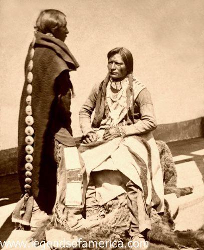 Ute Braves, 1874