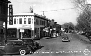 Victorville, 1935