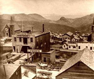 Virginia City, Nevada, 1866