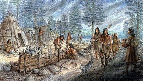 Abenaki Village