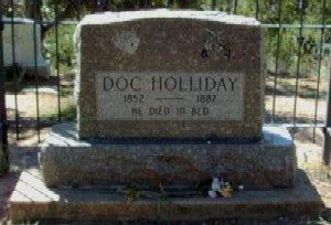 Doc Holliday Gravesite