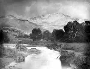 Pikes Peak, 1882
