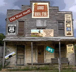 Legends General Store