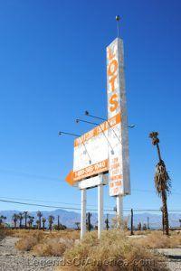 Lots for sale at Salton Sea, California, Kathy Weiser