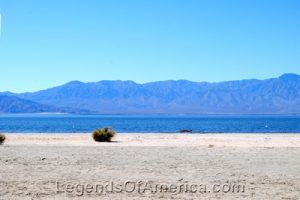 Salton Sea, California by Kathy Weiser