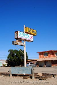Ski Inn, Bombay Beach, California