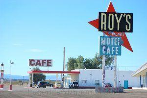 Amboy - Roy's Cafe