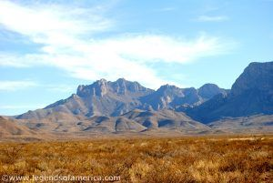 Big Bend Mountains