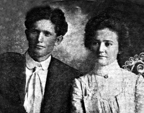 Bud and Fannie Ballew