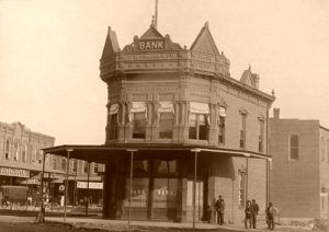 C.M. Condon Bank, Coffeyville, Kansas