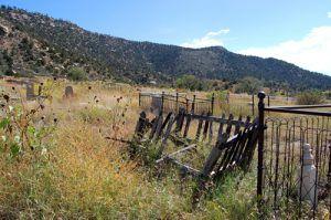 Dawson, New Mexico Cemetery