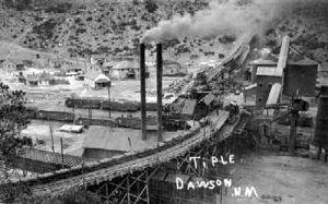 Dawson Tipple about 1900