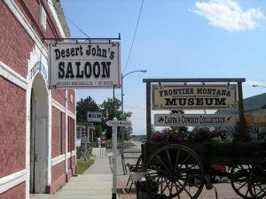 Desert John's Saloon