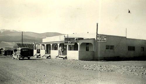 Dougbellys Bar, Eagle Nest, New Mexico