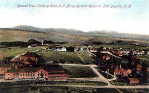 Fort Bayard, New Mexico