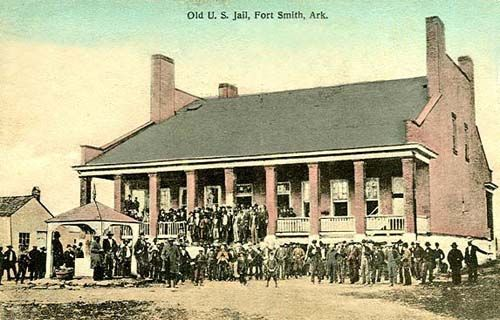 Fort Smith, Arkansas Courthouse and Jail