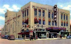Kimo Theatre, Albuquerque, New Mexico