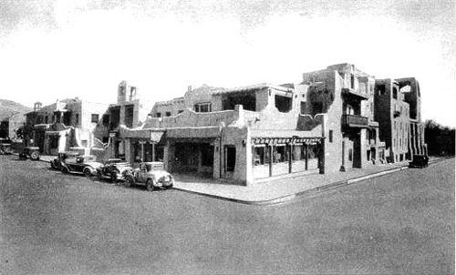 La Fonda Hotel, Santa Fe, New Mexico
