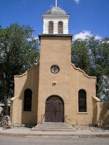 St. Joseph Church, Los Cerrillos, New Mexico