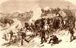 Nez Perce War, Frank Leslie's Newspaper, 1877