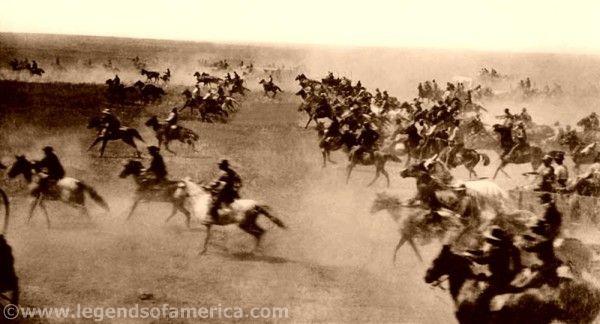 Oklahoma Land Run