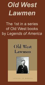 Old West Lawmen at Legends' General Store
