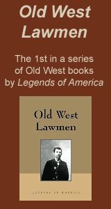 Old West Lawmen by Kathy Weiser-Alexander, autographed